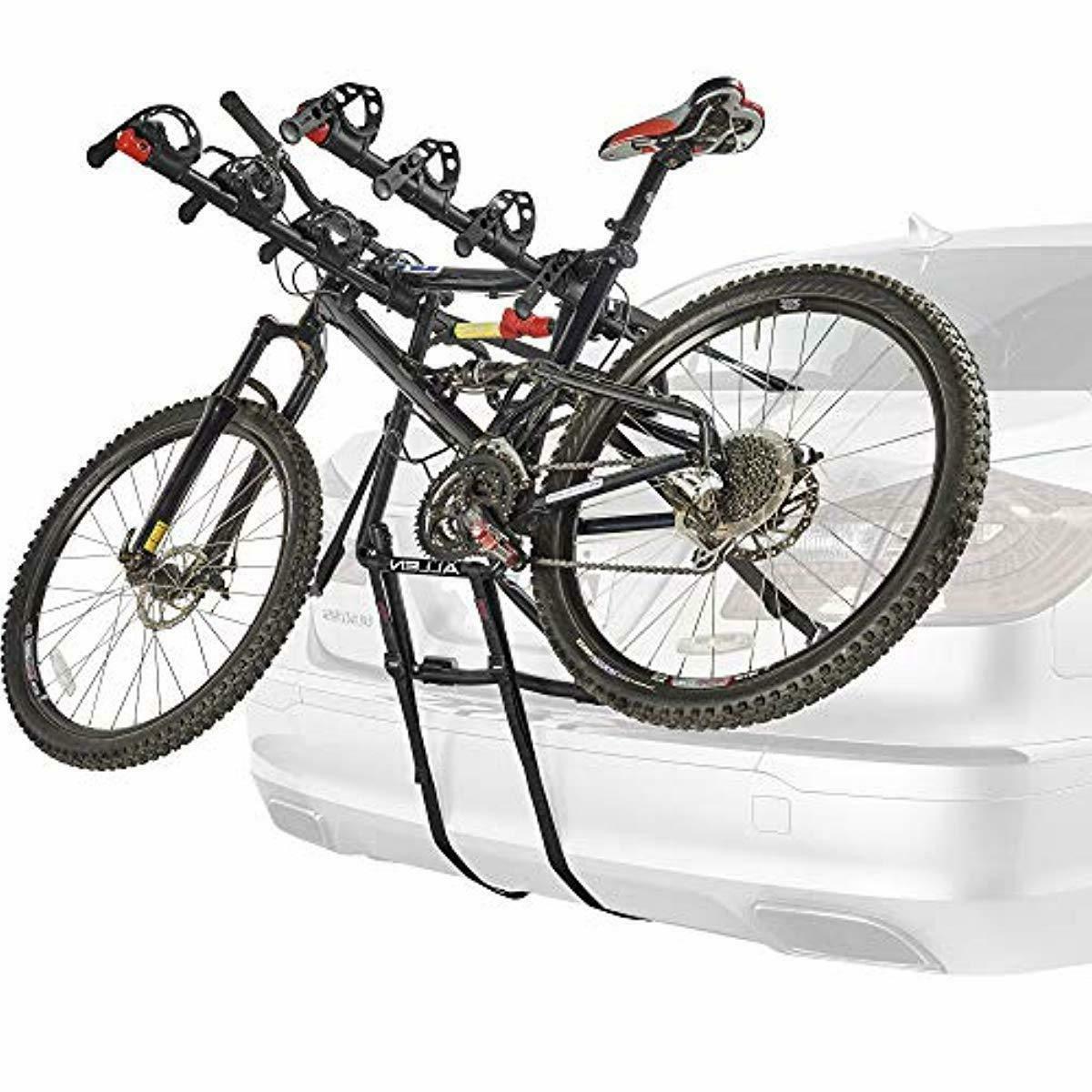 Mounted Bike Rack