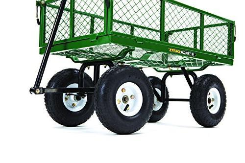 Gorilla GOR400-COM Garden Cart Sides,