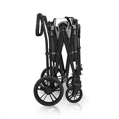 Stroller Passenger Gray New