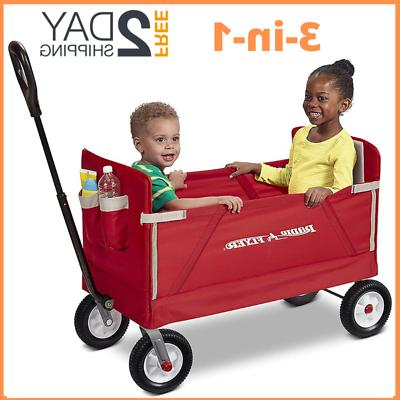 Radio Flyer All-Terrain kids and