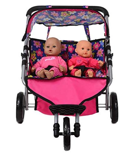 Exquisite Buggy, a Bag Free Magic Bottles Included