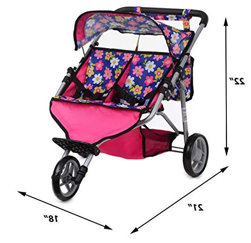 Exquisite Jogger Stroller a Carriage Free Magic Included