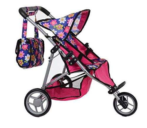 Exquisite Buggy, Jogger Diaper a Bag Free Bottles Included