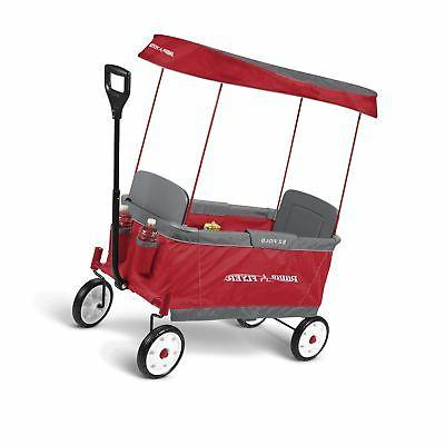 ultimate ez folding wagon ride