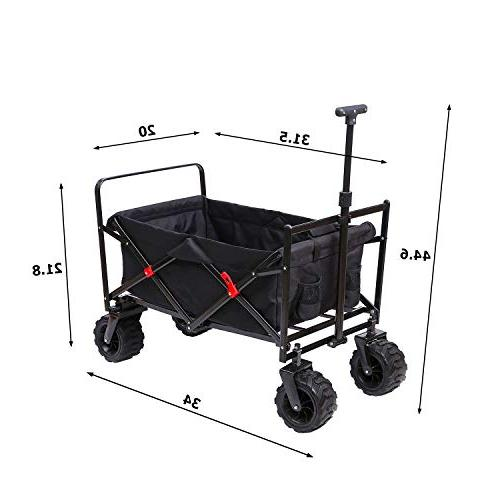 ARTPUCH Wagon Garden Cart Structure