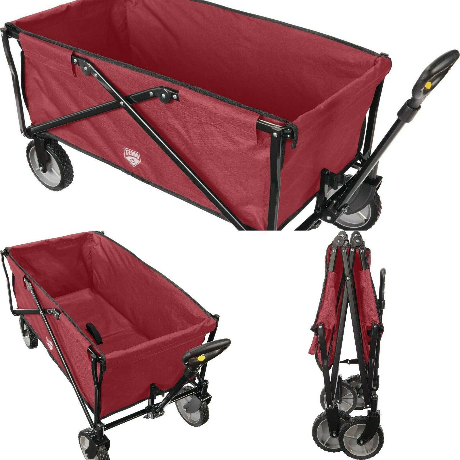 Wagon Garden Utility Outdoor Buggy Sports
