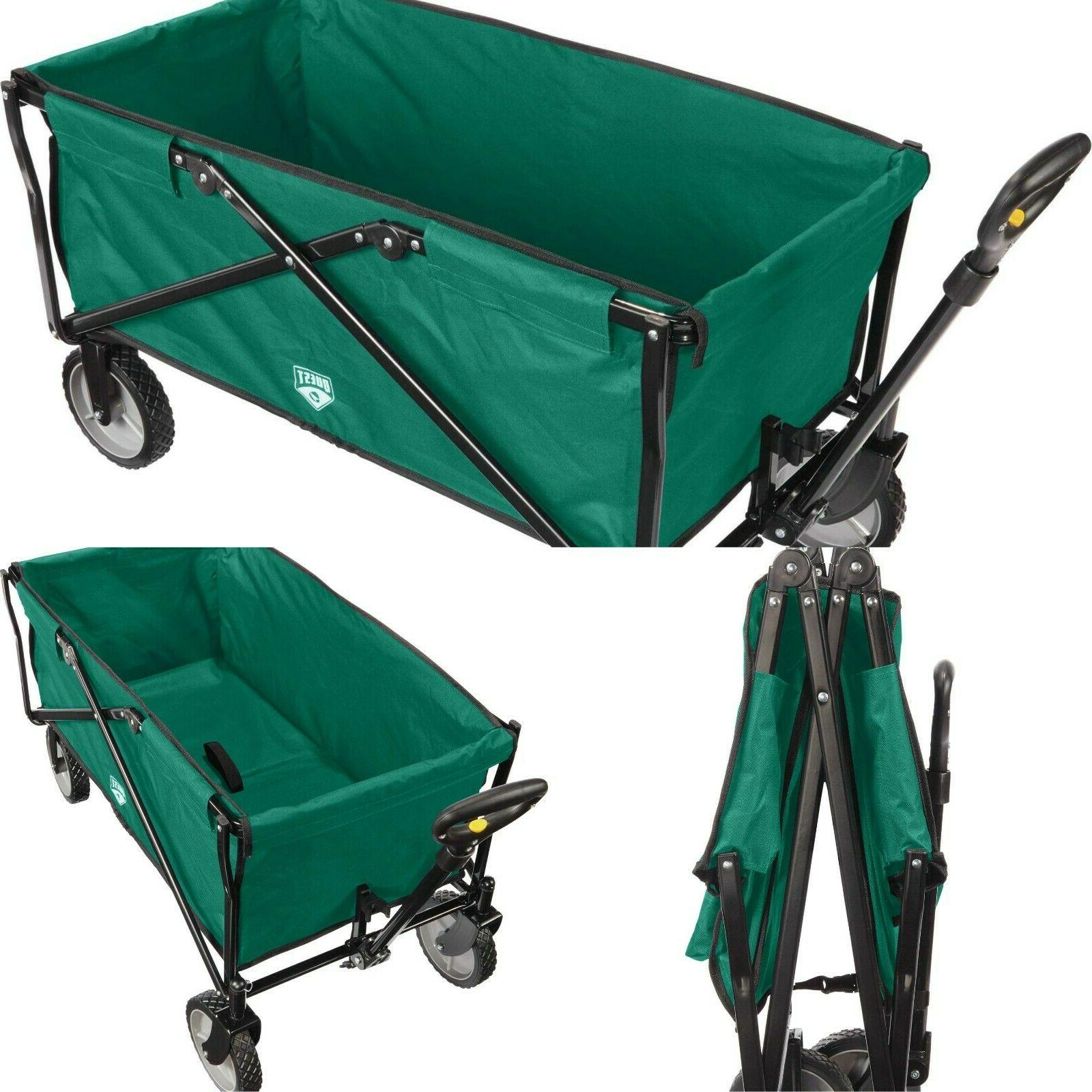 Wagon Folding Garden Utility Buggy