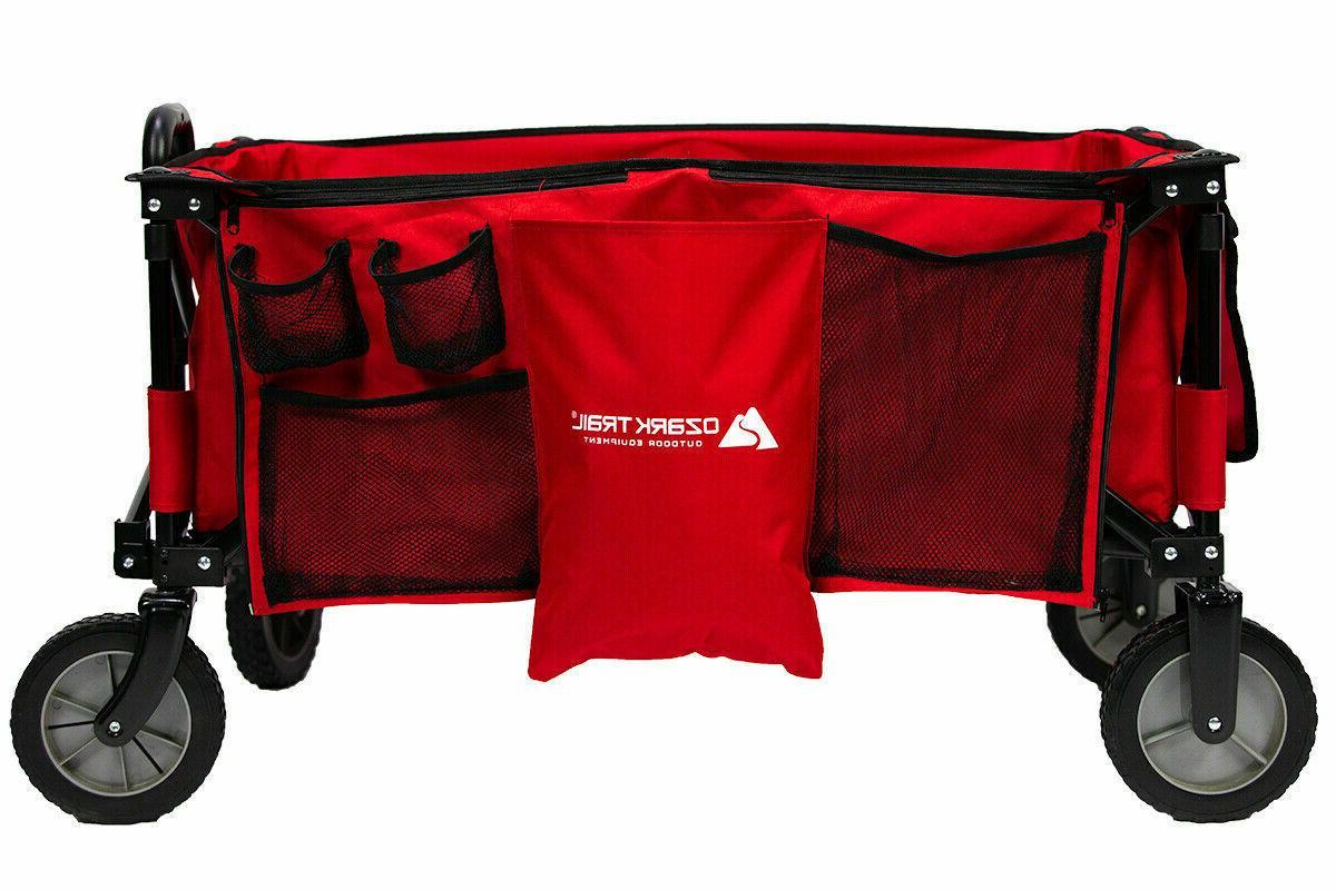 Wagon Garden Utility Outdoor Buggy Sport