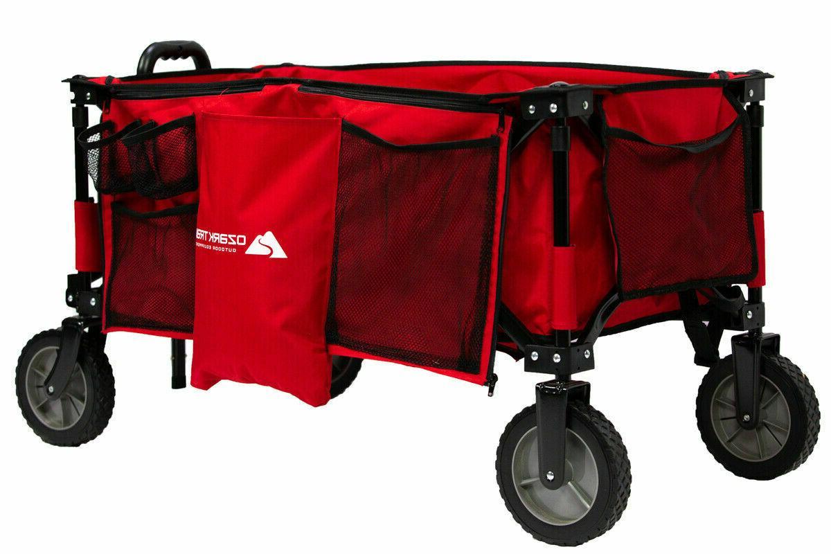 Wagon Cart Garden Utility Buggy