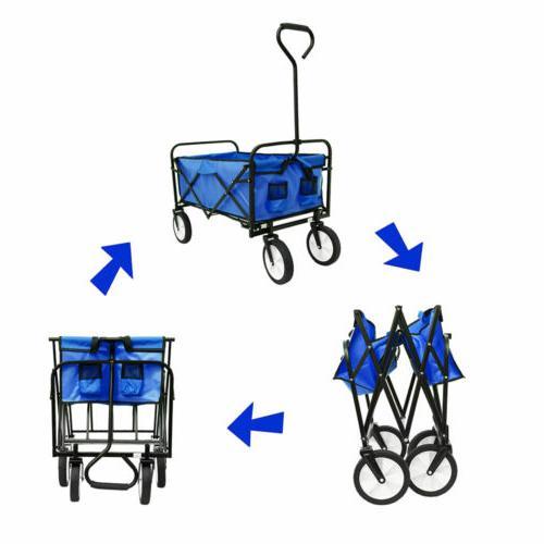 Deluxe Cart Wagon Garden