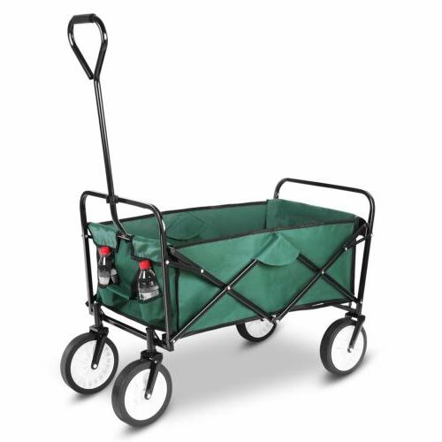 Collapsible Outdoor Garden Shopping 165lbs
