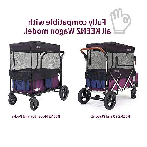 KEENZ Wagon Stroller Net Insect