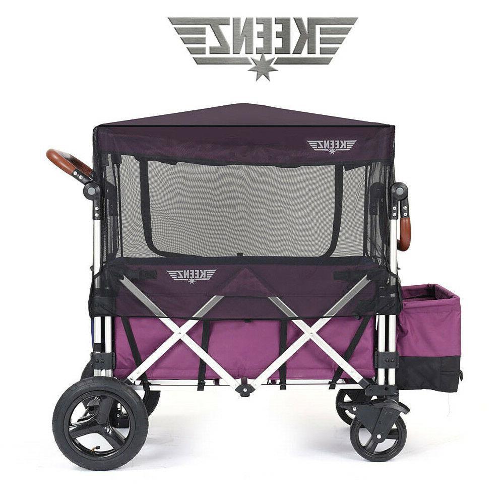 KEENZ Wagon Stroller Net Insect Shield
