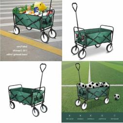 Large Capacity Collapsible Easy Folding Outdoor Utility Wago