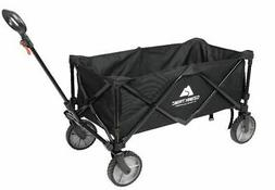 Large Outdoor Multipurpose Utility Wagon Mobile Folding Heav