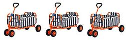 Sandusky Lee FCW5424 Heavy Duty Folding Wagon )
