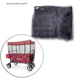 WonderFold Outdoor Mosquito Net for Canopy Folding Wagon - I