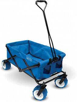 Outdoor Folding Wagon Creative Distributor Terrain and 120lb