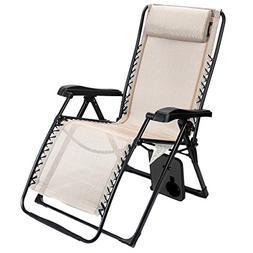 Timber Ridge Zero Gravity Locking Lounge Chair Oversize XL A