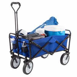 Portable Travel Folding Wagon Flea Markets Sporting Events F