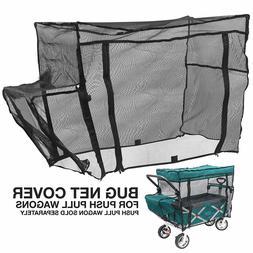 push pull folding wagon bug