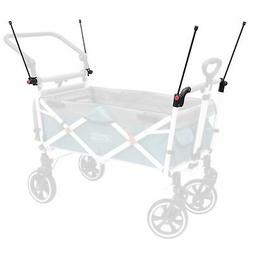 push pull folding wagon canopy rod replacement