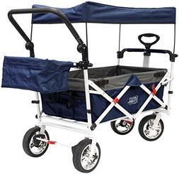 Creative Outdoor Distributor Push Pull Wagon for Foldable wi