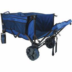 Kotulas Quad Folding Wagon Garden Outdoor Patio Tool Large