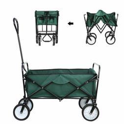 sport collapsible folding wagon beach camp garden