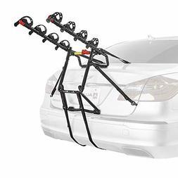 sports premier trunk mounted bike rack