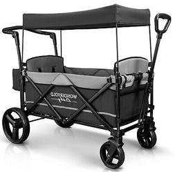 stroller wagon 2 passenger baby toddler kids