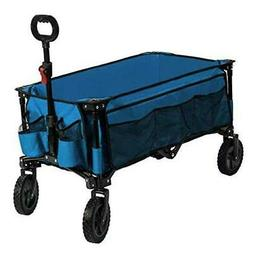 Timber Ridge Camping Wagon Folding Garden Cart Shopping Trol