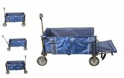 Timber Ridge Laburnum Tailgate Collapsible Folding Wagon, Bl