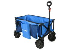 Ozark Trail TR-21727-1PS All-Terrain Folding Wagon with Over
