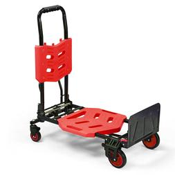 Transporter Hand Truck Package Car Transport Wagon Compact F