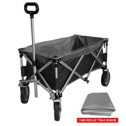 Travel Outdoor Garden Yard  Sport Cart Collapsible Folding U