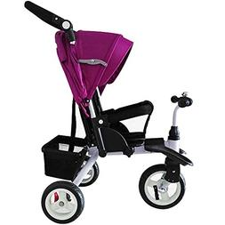 OLizee Ultimate 3 in 1 Stroller Baby Can Lie Down Kids Tricy