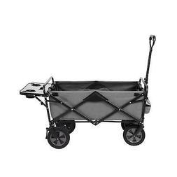 wtc 192 folding wagon with table grey