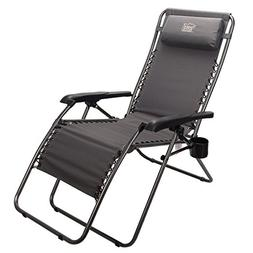 Timber Ridge Zero Gravity Locking Lounge Chair Oversize Recl