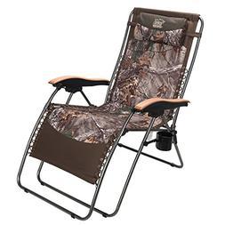 Timber Ridge Zero Gravity Patio Lounge Chair Oversize XL Pad